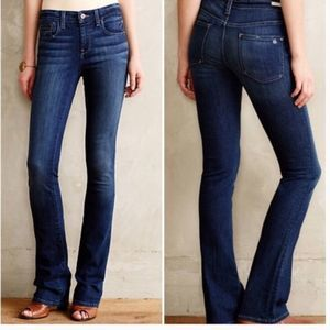 Anthropologie Pilcro & Letterpress boot jeans 28